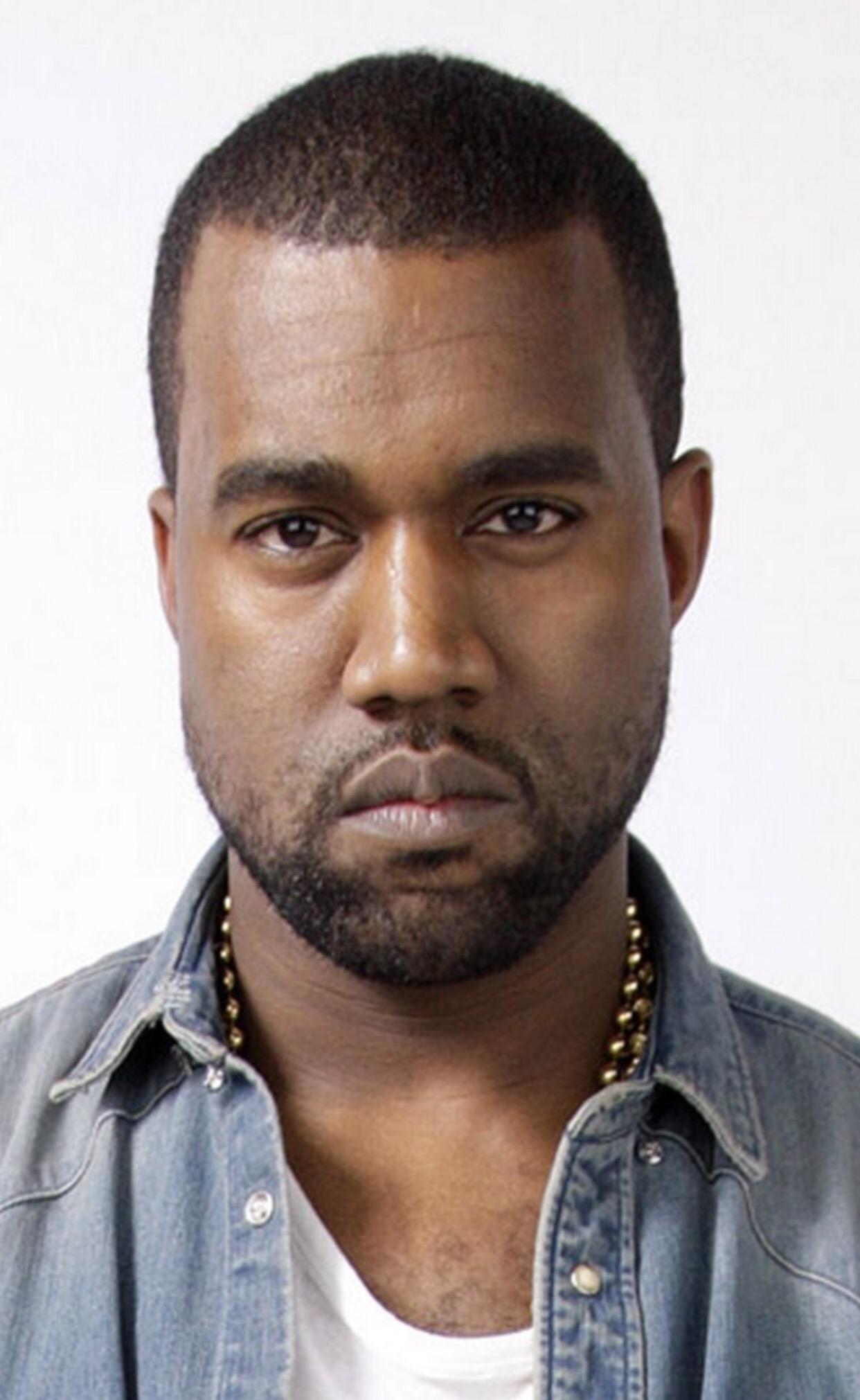 Kanye West – face re... Kanye West